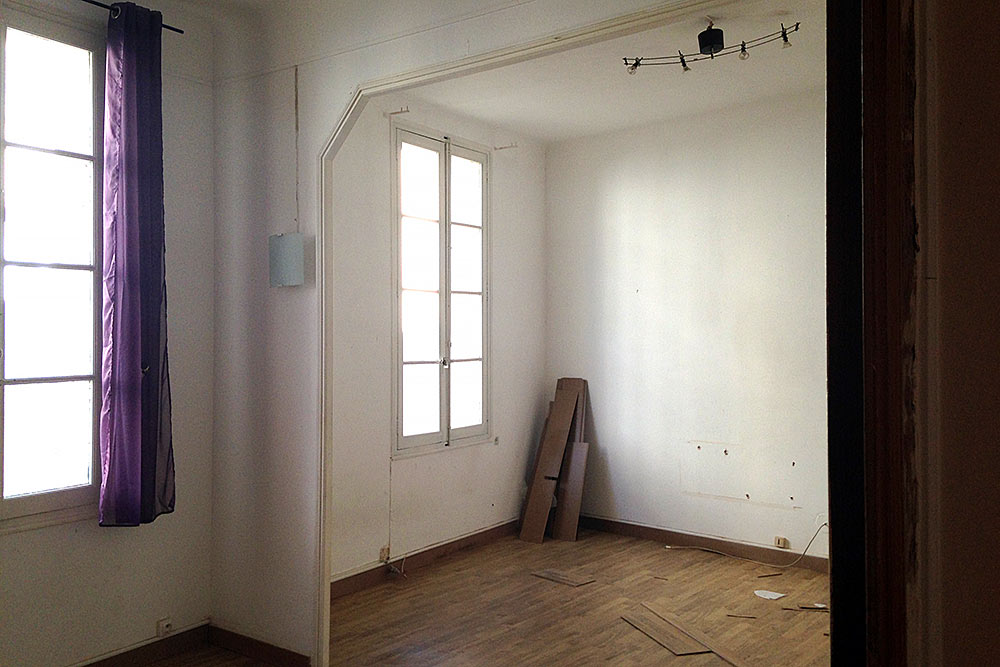 R novation avant apr s for Renovation maison exterieur avant apres